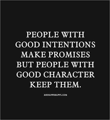 Character of People-